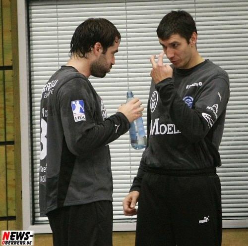 Yohann Ploquin - Nándor Fazekas - VfL Gummersbach