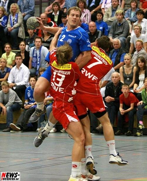 Geoffroy Krantz - Handball - VfL Gummersbach