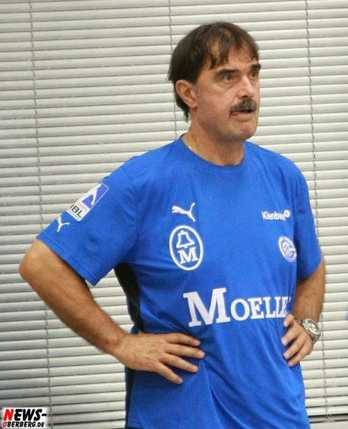 Sead Hasanefendic (VfL Gummersbach Trainer)