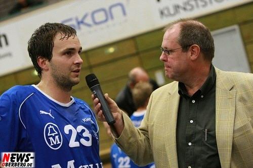 Viktor Szilagyi - Thomas Kalus (Hallensprecher)