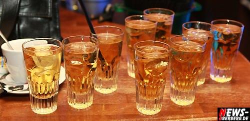 Getränke Doppeldecker (2for1) Longdrinks