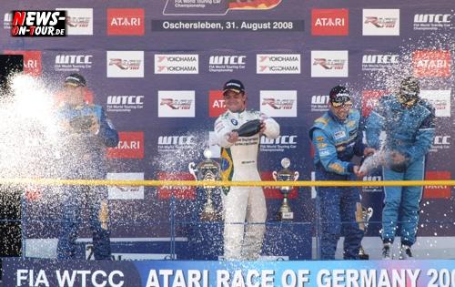 Oschersleben: Pech für Jörg Müller bei seinem Heimrennen @WTCC (World Touring Car Championship) – Doppelsieg für BMW