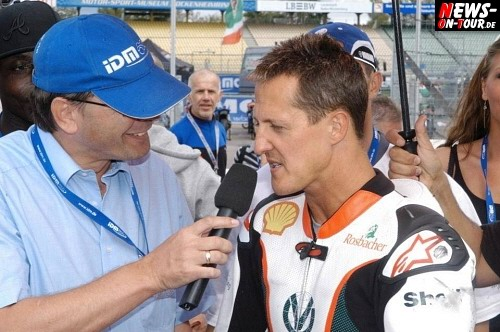 Motorsport.NEWS-on-Tour.de: Schumi fährt wieder! Es ist offiziell. Formel 1 Jahrhundert Comeback perfekt. Michael Schumacher fährt für Ferrari schon in Valencia um WM-Punkte