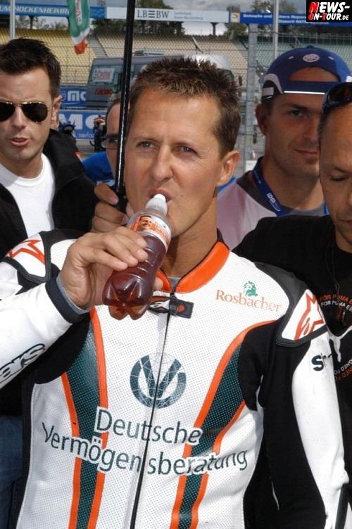 Deutsche Vermögensberatung - Michael Schumacher