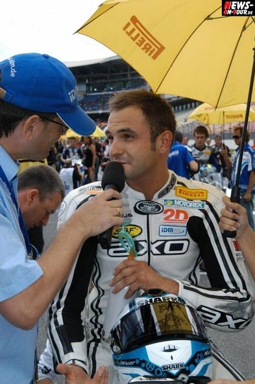 Motorsport.NEWS-on-Tour.de: Mega Fotoserie (3/3) IDM 2008 @Hockenheim. So schön, bunt und verrückt kann Motorsport sein