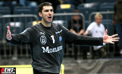 VfL Gummersbach Keeper Nandor Fazekas