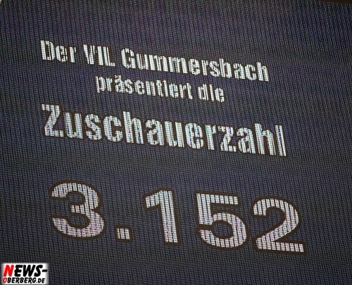 VfL Gummersbach Zuchauerzahl Kölnarena / Lanaxess Arena
