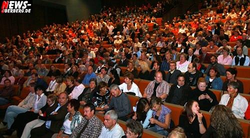 Zuschauer - Publikum - Gäste - Theater - Gummersbach - Oberbergischer Kreis