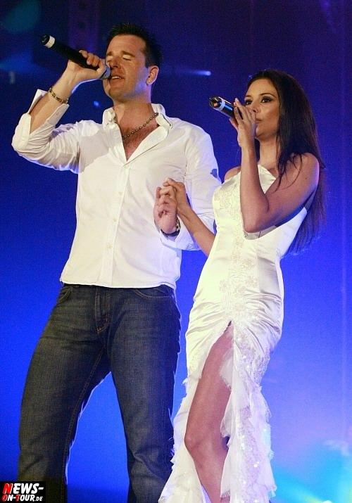 Michael Wendler und Diana Sorbello (Arena Oberhausen) 2008