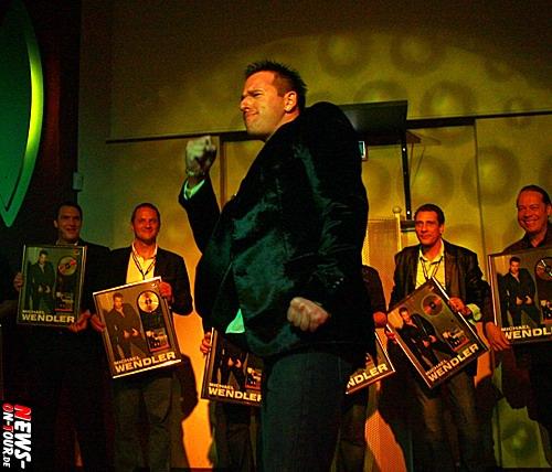 Oberhausen: 1.200 Wendler Fans + V.I.P. Gäste feierten die große Aftershow zu ´Wendler in Concert 2008´ @Discothek Steffy