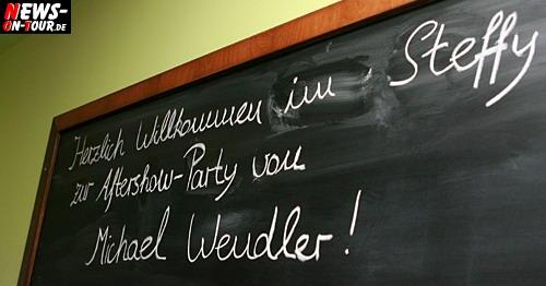 Michael Wendler Aftershow Party Oberhausener Steffy