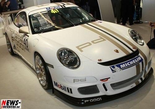Porsche Design Car