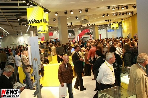 Nikon photokina 2008