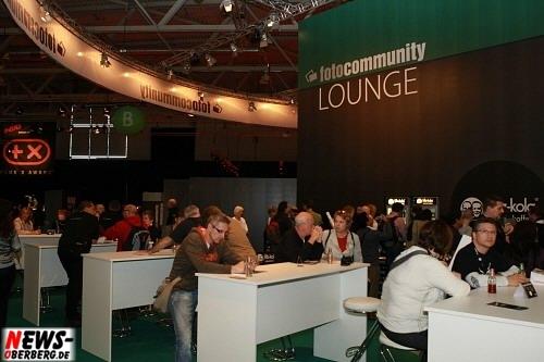 Fotocommunity Lounge Photokina 2008