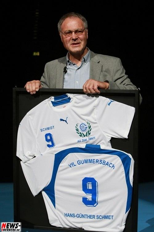 Hansi Schmidt (Handball Legende) VfL-All-Star-Team