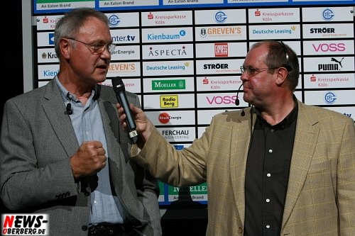 Hansi Schmidt und Thomas Kalus