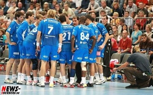 VfL Gummersbach Handball 2008 Lanxess Arena Köln