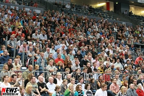 Lanxess arena Publikum Handball