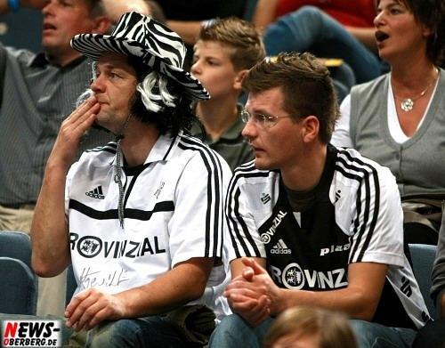 THW Kiel Handball Fans Lanxess aena