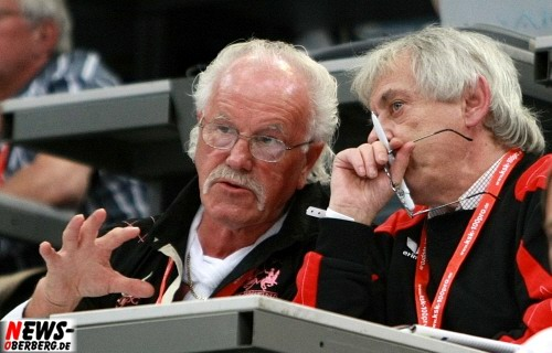 Wolfgang Sasse und Helmut Bathen