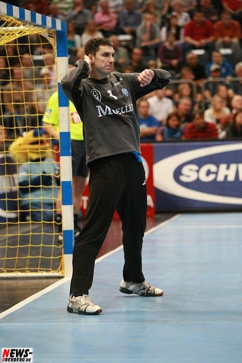 Nandor Fazekas (1, VfL Gummersbach) Torward