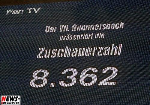 Zuschauerzahl Handball VfL Gummersbach Lanxess Arena