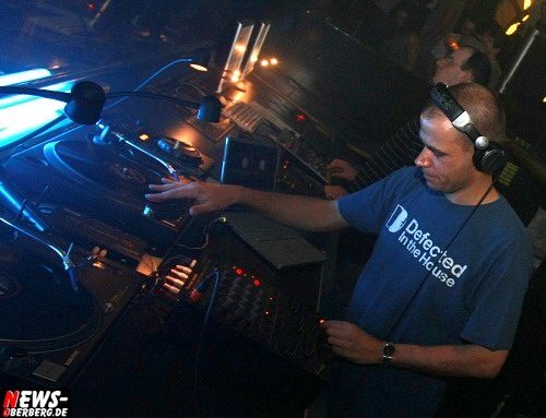 DJ Arnd van Lendt (Tanzahus DJ) alias Arnd von der Linde
