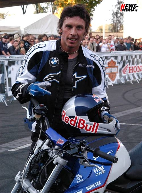 Chris Pfeiffer - Steetbike Freestyle / Stuntfahrer