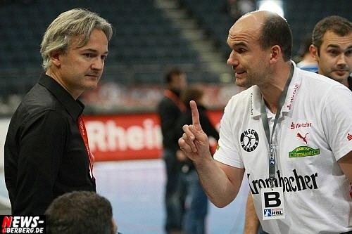 Matthias Dang und Volker Mudrow