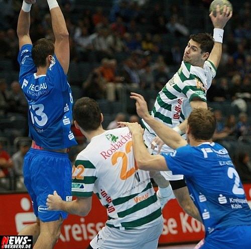 Handball.NEWS-on-Tour.de: ´Unser Ziel für Mittwoch heißt Heimspiel-Sieg´, so Wetzlars Allrounder Alois Mraz. Der VfL Gummersbach ist zum ´Schlüsselspiel´ gewarnt