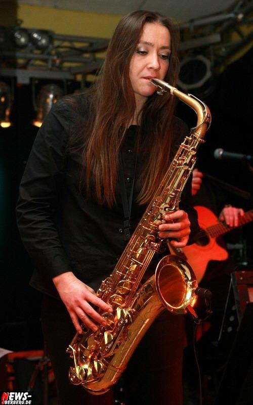Noemi Varga (Saxophone)