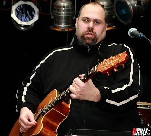 Torsten Sickett (Classic Night Bandleader)