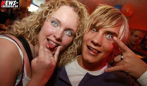 Grusellook - Kontaktlinsen