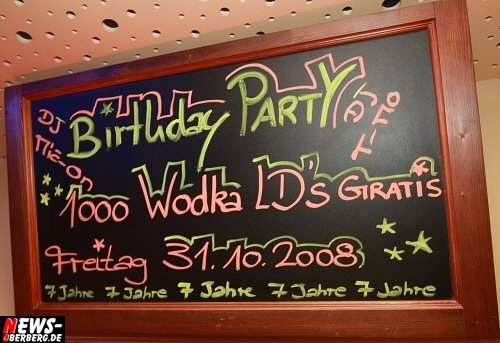 Bithday Party - 7 Jahre B1