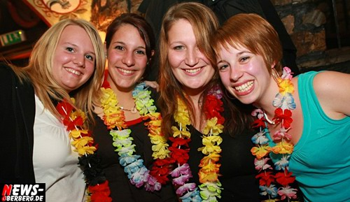 Hula hula Partygirls