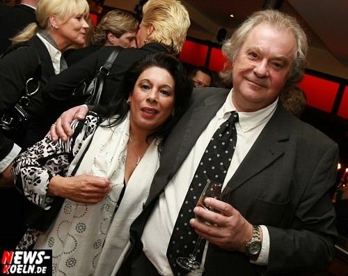 Gloria Herskamp (50) und Winni Ebert (56)
