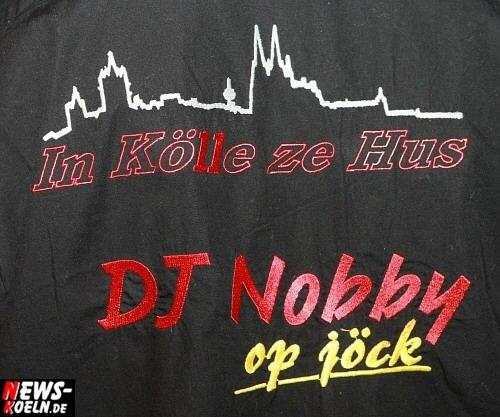 In Kölle ze Hus - DJ Nobby op jöck