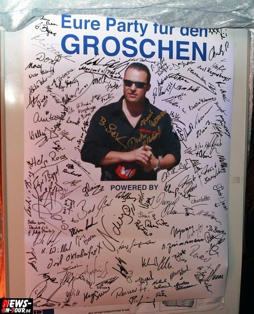 Eine Party für den Groschen - Wiener Steffie Köln