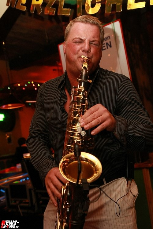"Gentleman Dee ""the Lord of Sax"