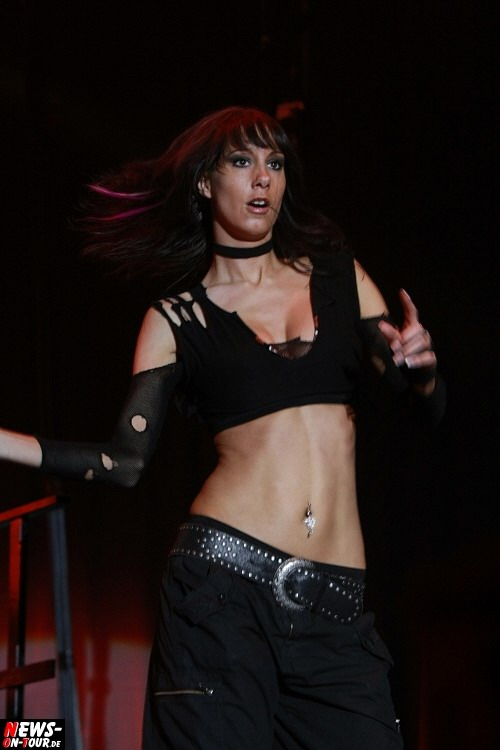 Sexy dance Girl