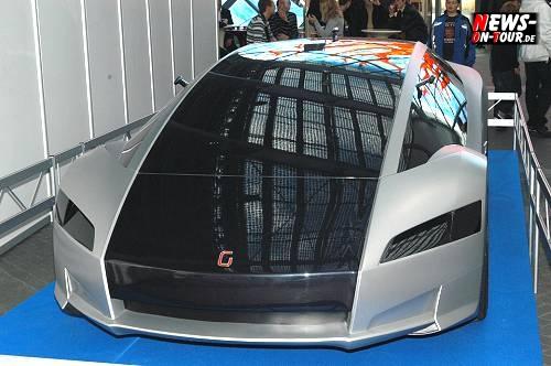 Motorsport.NEWS-on-Tour.de: ´41. Essen Motor Show! (EMS 2008)´ #5 – Highlights und Messebabes! (Nachlese)