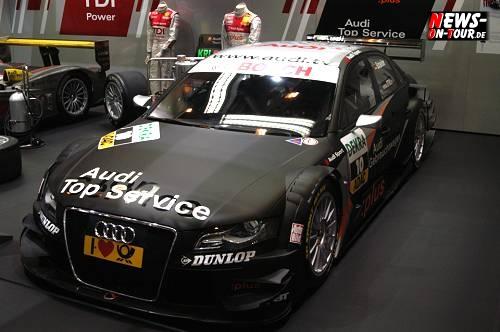 Motorsport.NEWS-on-Tour.de: ´41. Essen Motor Show! (EMS 2008)´ #3 – Messe des Motorsports! Die Automobil Hersteller zelebrierten sich