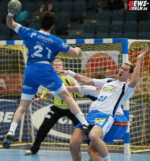 Handball.NEWS-on-Tour.de: ´Ein besseres Team hat gewonnen, eine schlechtere Mannschaft verloren!´ HSV Hamburg rächt sich am VfL Gummersbach mit acht Toren Vorsprung in der Color Line Arena vor knapp 10.000 Zuschauern