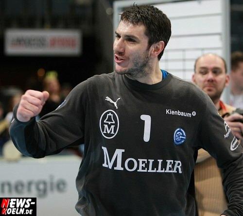 Handball.NEWS-on-Tour.de: David siegt gegen Goliath! VfL Gummersbach zieht den Hals aus der Schlinge und macht sich selbst mit einem 31:29 Sieg gegen TBV Lemgo ein Riesen Weihnachtsgeschenk @LANXESS arena