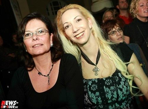 Sabine Nolden und Sylvia Bock