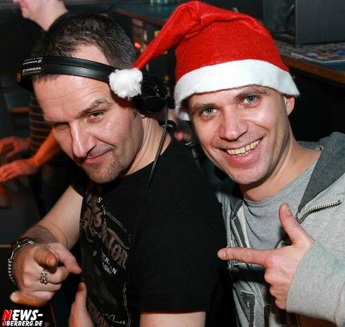 DJ Arnd van Lendt (r.) und DJ Felix da Soulcat (l.)