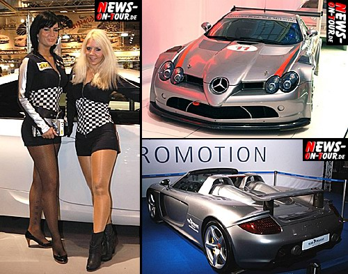 41. Essen Motor Show (EMS 2008) Fotoshooting - Messegirls and more...