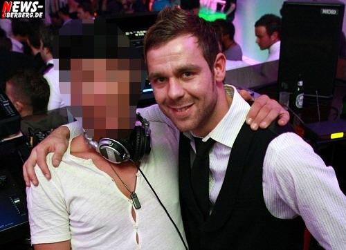 DJ Andre Glagla (l.) und DJ T-Mo (r.) @DKdance