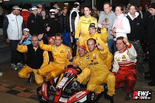 Motorsport.NEWS-on-Tour.de: ´24 Stunden von Köln´ (Kartrennen) – Sieg für das ´Expomax for Kids´ Team @AvD 24h Race of Cologne