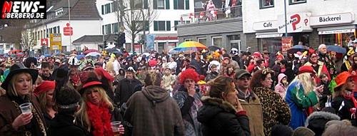 Karnevalszüge im Oberbergischen Kreis